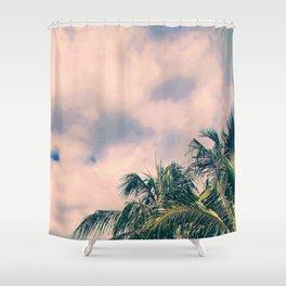 Tropical Like Kerala #society6 Shower Curtain