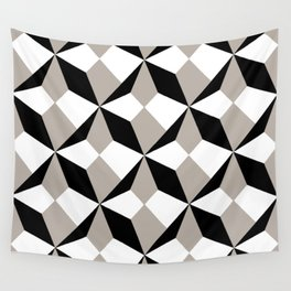 QuaTriLateral Wall Tapestry