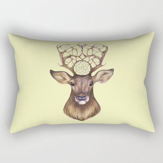 Guardian of dreams Rectangular Pillow