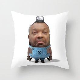 bill dennis Throw Pillow