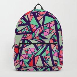 creative Glass Backpack