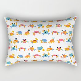 Crab Rectangular Pillow