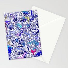 Kamasutra LOVE - Indigo Blue Stationery Cards