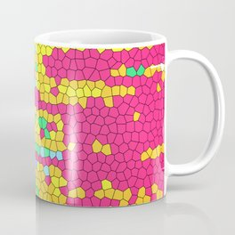 Colorful mosaic pattern Coffee Mug