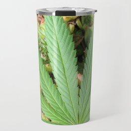 Sativa & Succulents Travel Mug
