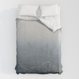 fade to gray (Shanghai) Comforters