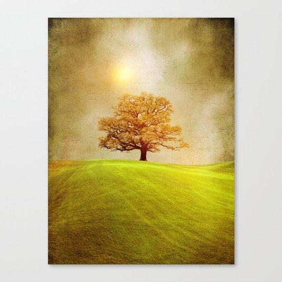 Energy & love  Canvas Print