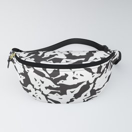 Sensual Silhouettes Fanny Pack