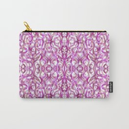 Floral abstract background G25 Carry-All Pouch