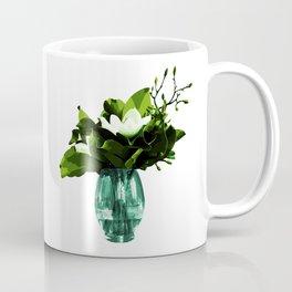 Beautiful Vase Illustration Coffee Mug