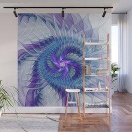 Swirl, Abstract Fractal Art Wall Mural