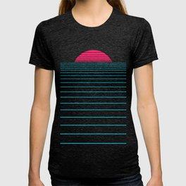 Linear Sunset T-shirt