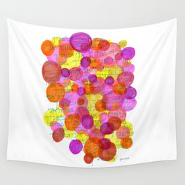 Modeh Ani - Grateful am I before you Wall Tapestry