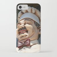 chef iPhone & iPod Cases featuring CHEF by Andrea Jean Clausen - andreajeanco