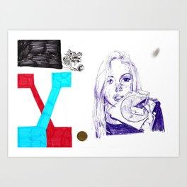 des17 Art Print