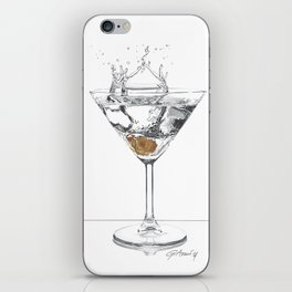Martini iPhone Skin