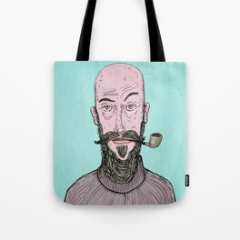 The Hipster Tote Bag