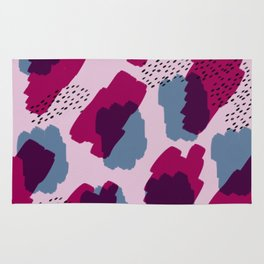 marshmallows in the sky Rug
