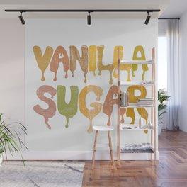 Vanilla Sugar Wall Mural