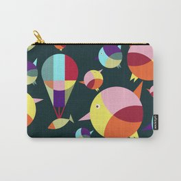 I Can Fly Carry-All Pouch