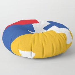 The Republic of Artsakh flag Mug Floor Pillow