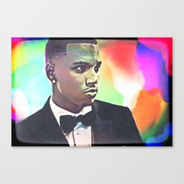 Trey Songz Canvas Print