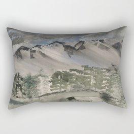 Bayern Mountain´s Rectangular Pillow