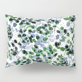 Synergy Blue and Green Pillow Sham
