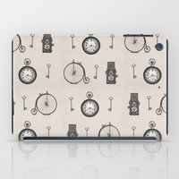 antique iPad Cases featuring Antique Antiquities by Deborah Panesar Illustration