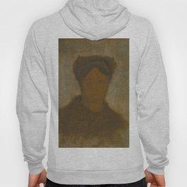 Head of a Woman, Vincent van Gogh Hoody