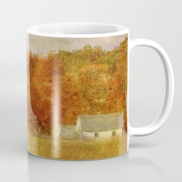 Farmstead in Evening Light Coffee Mug