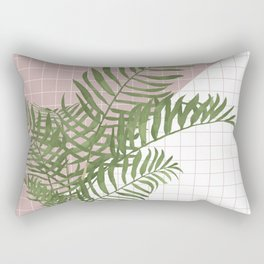 BOTANICAL - ARECA PALM Rectangular Pillow