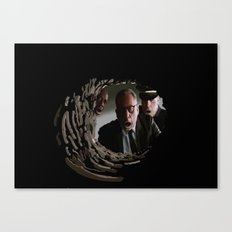 The most shocking event in the film history! Canvas Print