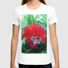 Liko Lehua - Budding Lehua Blossom T-shirt