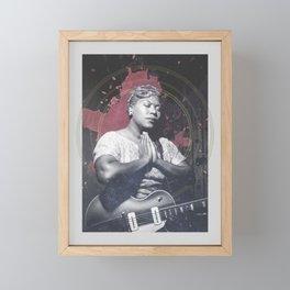Sister Rosetta Tharpe Framed Mini Art Print
