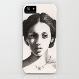 woman Donagico iPhone Case