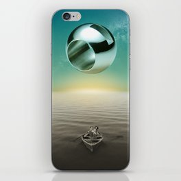 Pending Object 2 iPhone Skin