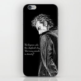 How Many Seconds in Eternity? iPhone Skin