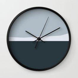 Landscape One Wall Clock