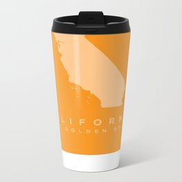 California Metal Travel Mug