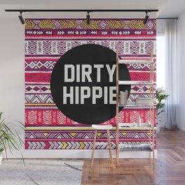 Dirty Hippie Wall Mural
