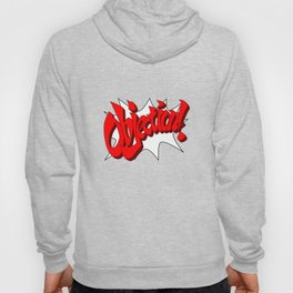 ACE ATTORNEY PHOENIX WRIGHT: OBJECTION! Hoody