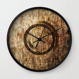 Around Us Wall Clock