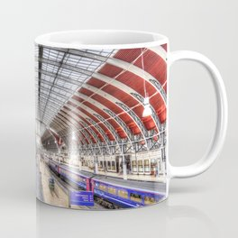 Paddington Station London Coffee Mug