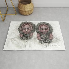 From the Ghoul Closet - The Outcasts Rug