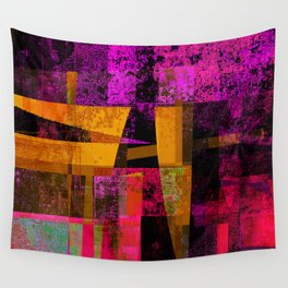 screwed up... Wall Tapestry