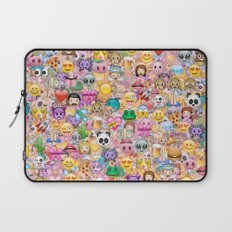 emoji / emoticons Laptop Sleeve