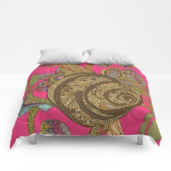Escargopolooza Comforters