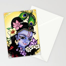Sweet Krishna Stationery Cards