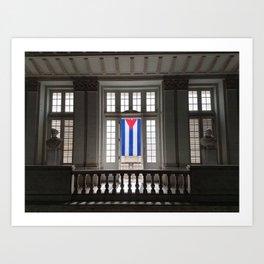 Museum of the Revolution - Cuba Art Print
